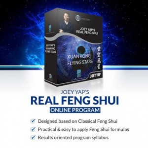 Sasha Lee Promotes Joey Yap Feng Shui Program