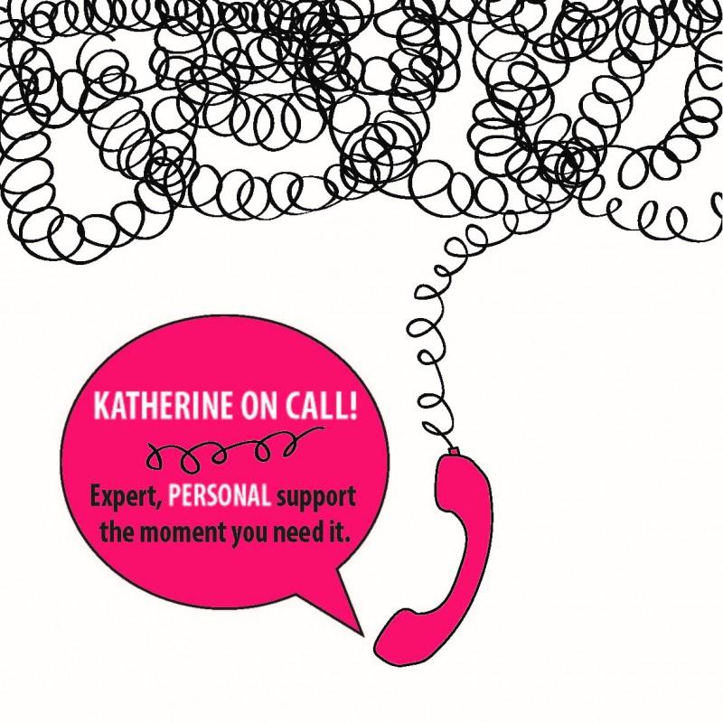 katherine on call - feng shui