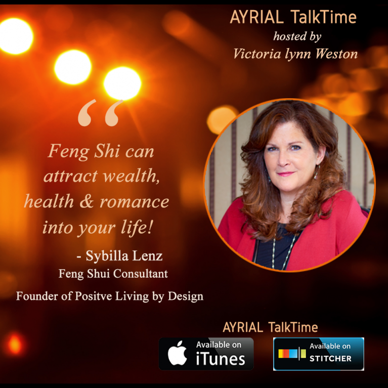 Sybilla Lenz Feng Shui Expert