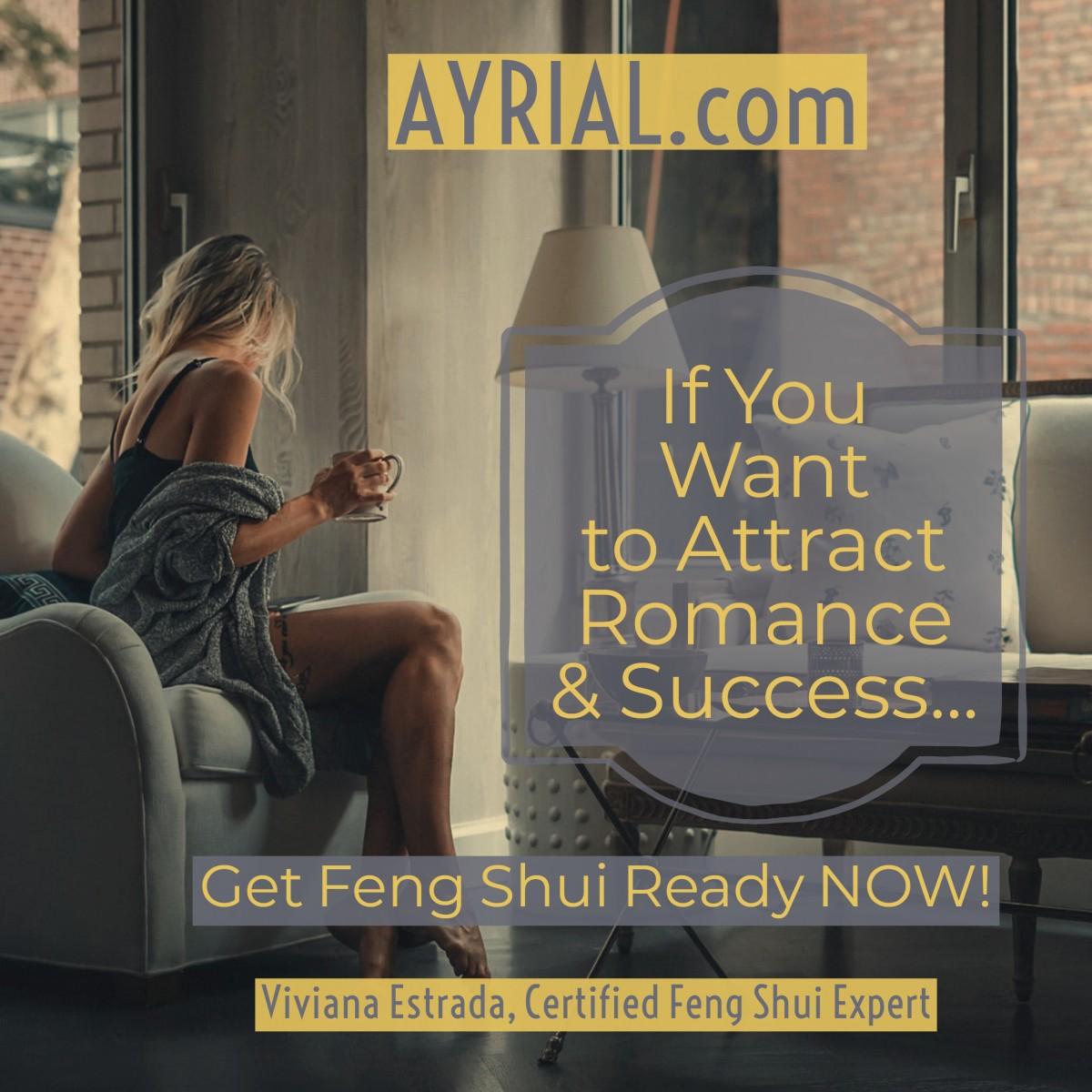 feng shui ready 2019 viviana estrada AYRIAL