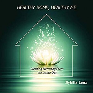 Feng Shui book on creating harmony healthy life