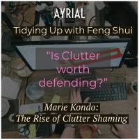 Tidying Up with Feng Shui
