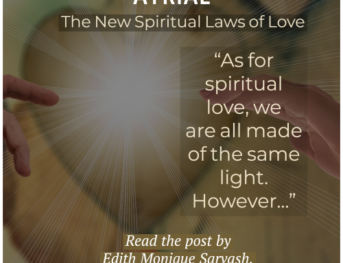 The New Spiritual Laws of Love