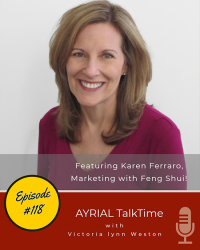 Karen Ferraro Feng shui marketing expert