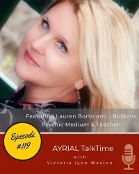 Lauren Bortolami Robbins Psychic Medium