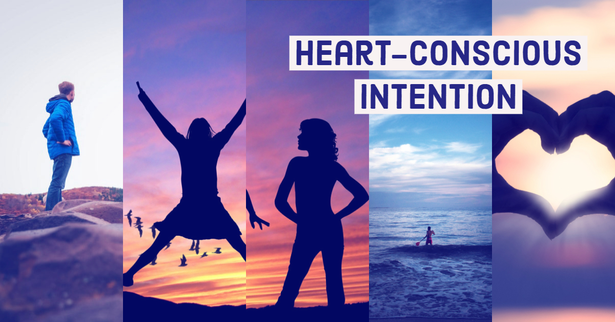 heart concsious intention article by laurie huston