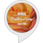 AYRIAL POSITIVE LIVING ALEXA SKILL