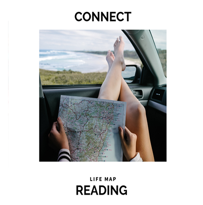 Life Map Readings - Sharon Wunder