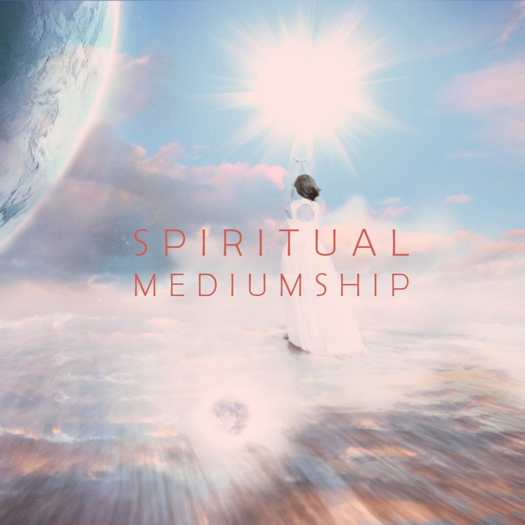 spiritual mediumship with susan bischak