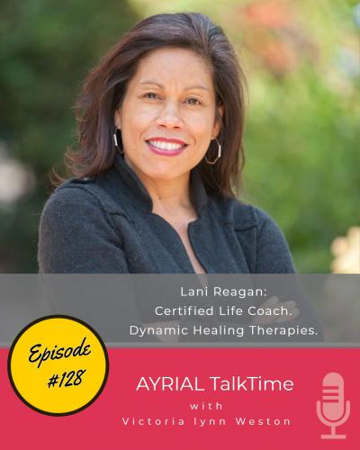 Lani Reagan, Founder of Dynamic Healing Therapies