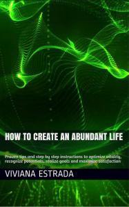 How to create an abundant life cover