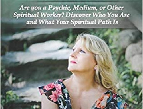 "Psychic Medium Publishes the Book ""Who Are You?"""