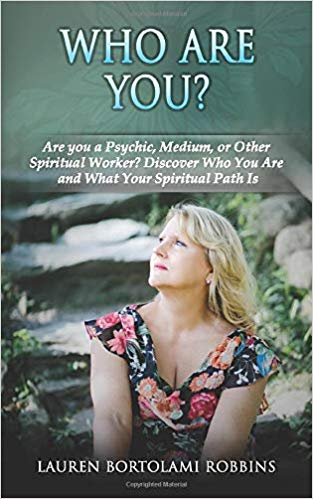 Who Are You by psychic medium lauren bortolami robbins