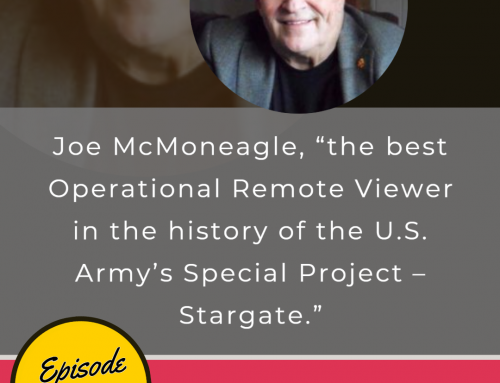 Operation StarGate Remote Viewer Guest on AYRIAL TalkTime
