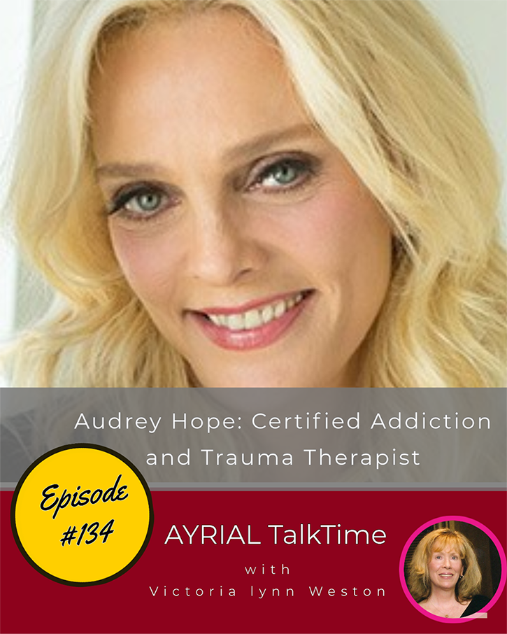 Audrey Hope Guest on AYRIAL TalkTime
