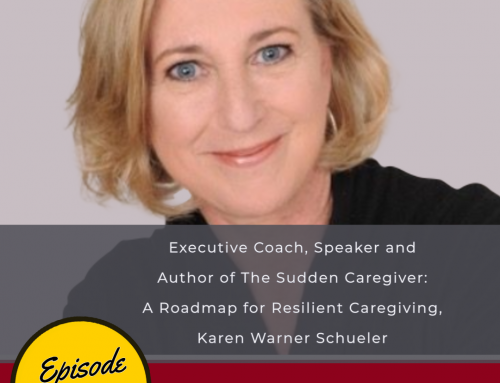 Executive Coach Talks About Sudden Caregiving on AYRIAL TalkTime