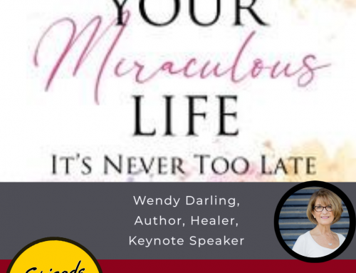 Create Your Miraculous Life Author is Guest on AYRIAL TalkTime